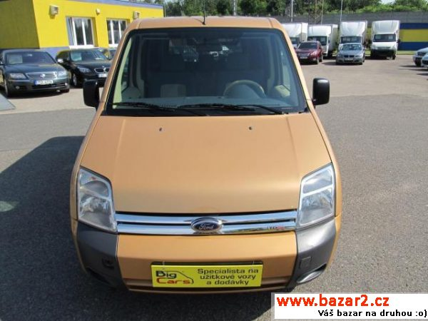 Ford Tourneo Connect, 1.8TDCi GLX SWB 81kw 1.maj.