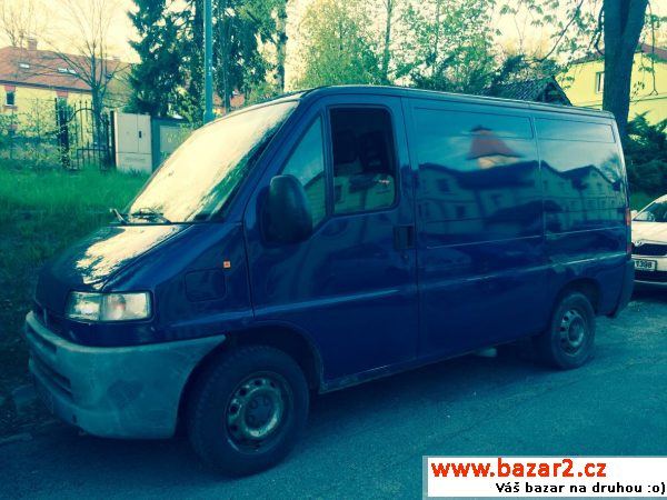 Citroen Jumper 1.9D ECO zaplaceno