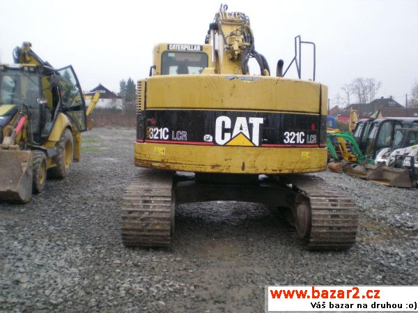 CAT 321C LCR COMPACT