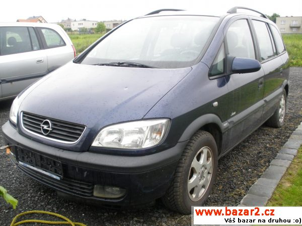 Opel Zafira - ND