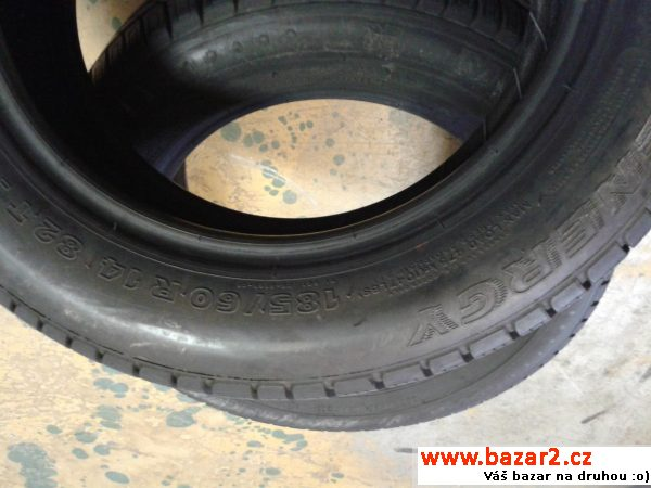 Michelin Energy 185/60 R14, 2ks