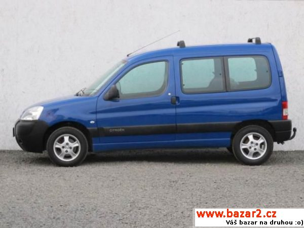 Citroen Berlingo, 1.4 i 1.maj.
