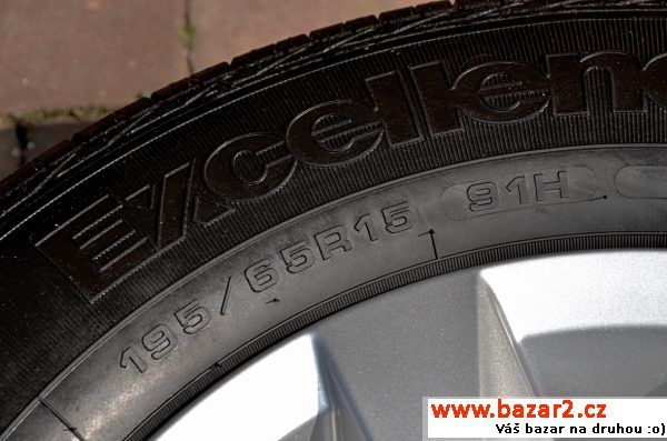 195/65R15 91H Goodyear Excellence