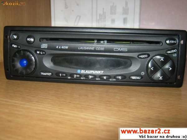 Blaupunkt Alicante CD30