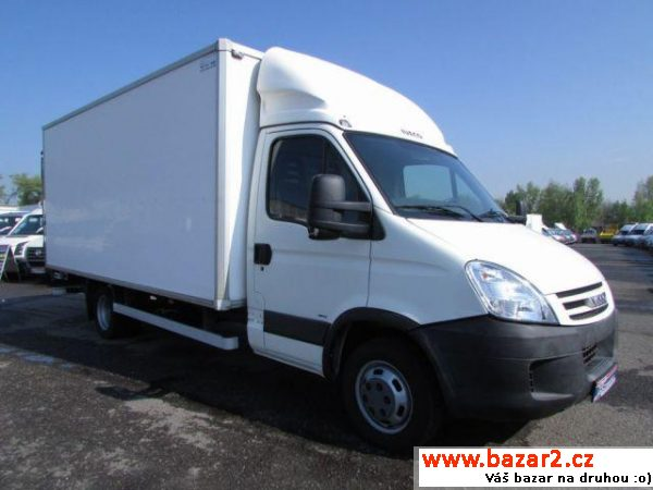 Iveco Daily, 50C15 skříň 4,7m h.čelo do 3,5