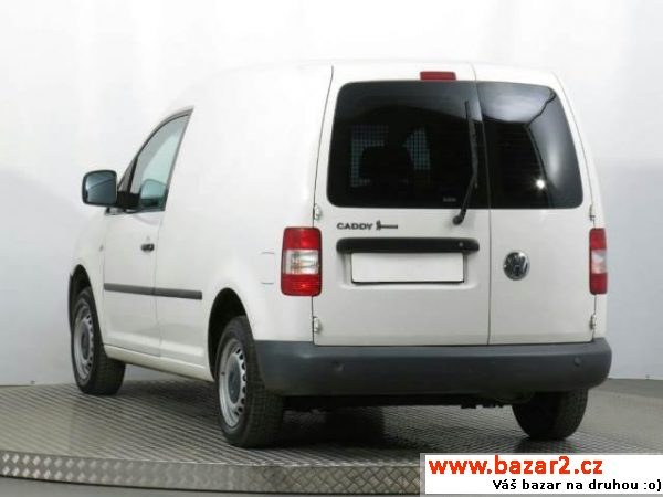 VW Caddy, 1.4 16V DPH