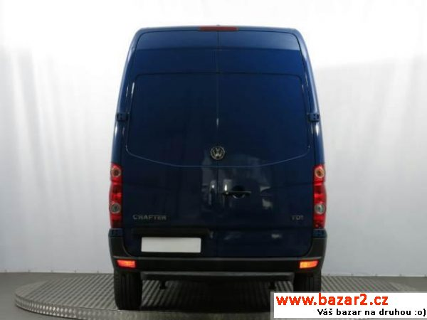VW Crafter, 2.5 TDI