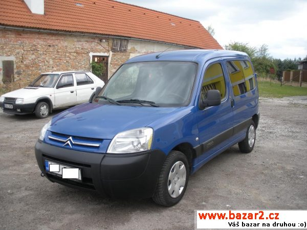 Citroen Berlingo 1.4i Pack 5. Míst