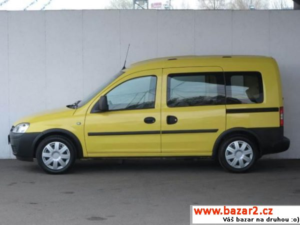 Opel Combo, 1.6 CNG, Klima