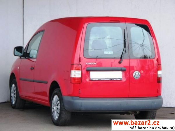 VW Caddy, 1.4 i 1 Majitel