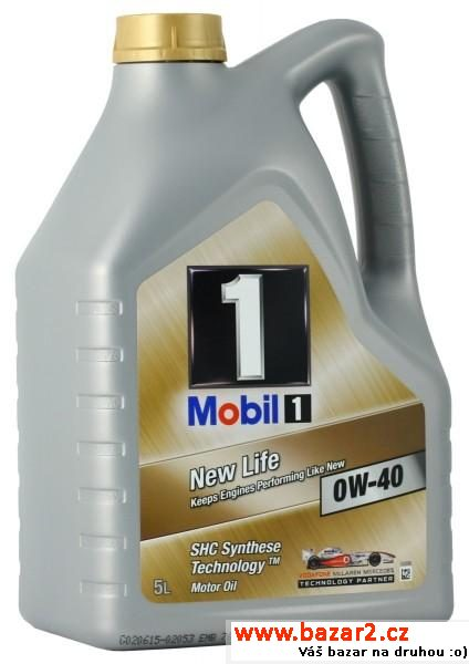 Mobil1 New Life 0W40