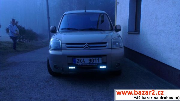 Citroen Berlingo 1,6/16V LPG