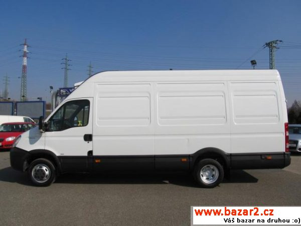 Iveco Daily, 2.3HPI 35 C12 chlaďák MAXI tup