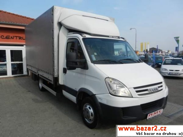 Iveco Daily, 3.0 HPi 35C15 Plachta 3,5t