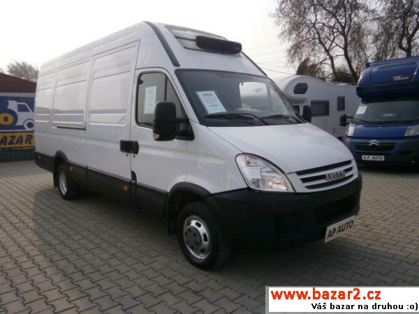 Iveco Daily, 35C12 SUPERMAXI CHLAĎÁK  2.3HP