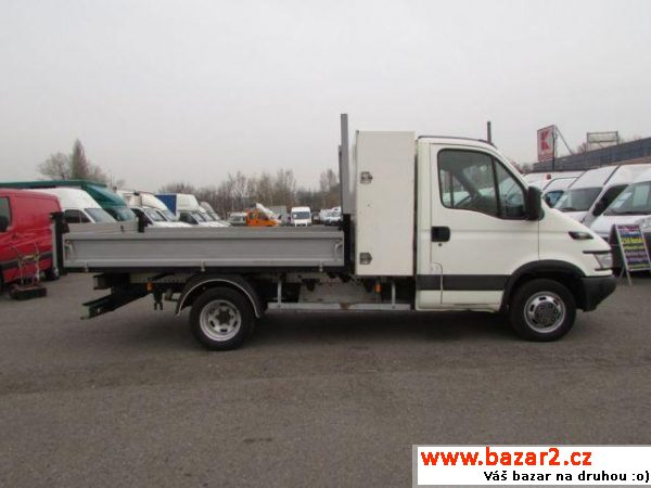 Iveco Daily, 35C12 SKLÁPĚČ DO 3,5T