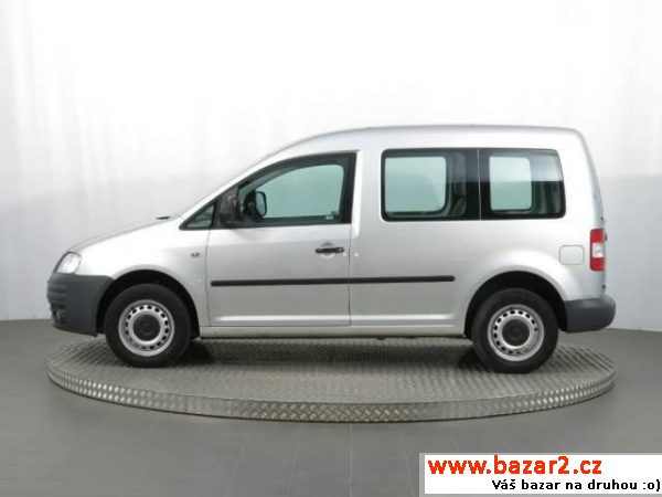 VW Caddy, 1.9 TDI klima