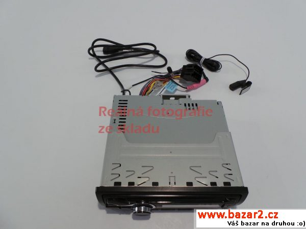 CD autorádio JVC KD-R731BT