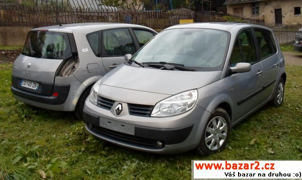 Renault Scenic II DCi 2006 - Díly