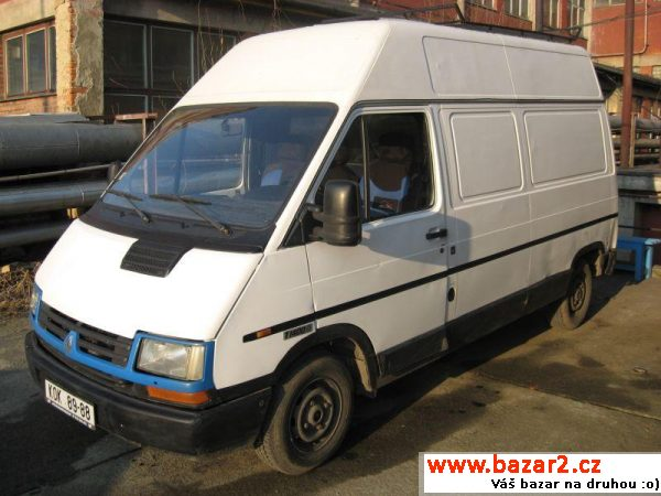 Renault Trafic 1993 2.5D ND