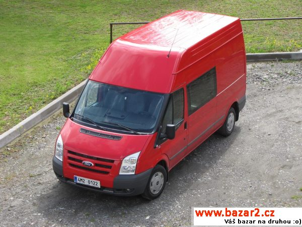 Ford Transit - TOP STAV