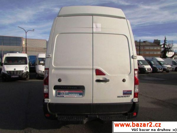 Renault Master, 125dci L4H3 do 3,5t