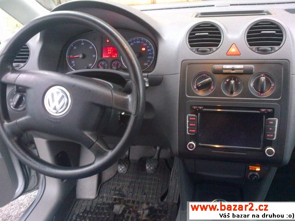 VW Caddy Life 1.9TDI 77kW