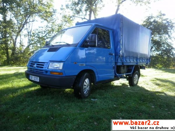 Renault Trafic 2,1D 1998