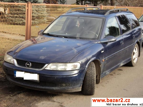 Opel Vectra B Caravan r. 2000 - ND