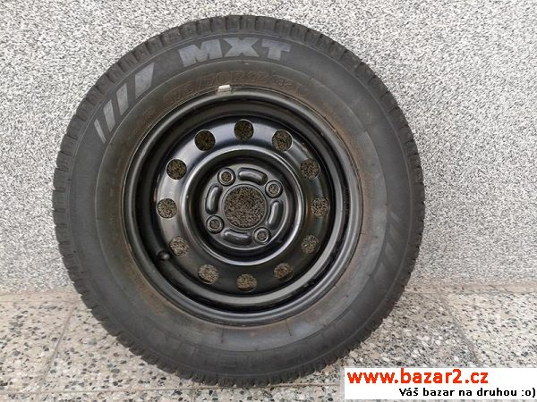 Rezerva Michelin 175/70 R13