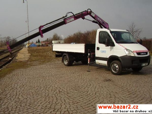 Iveco Daily, 50C15 HYD.RUKA /sklopka do3.5t