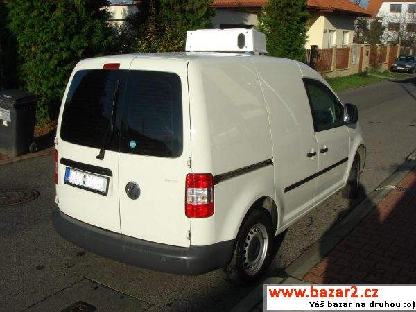 VW Caddy 2.0SDi chlaďák
