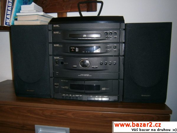 Audio věž Sharp CMS-R160CD