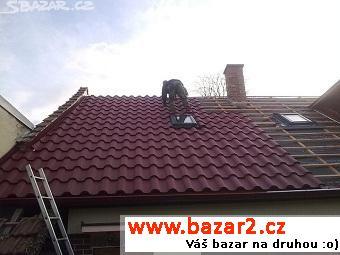 Levne plechy na strechu