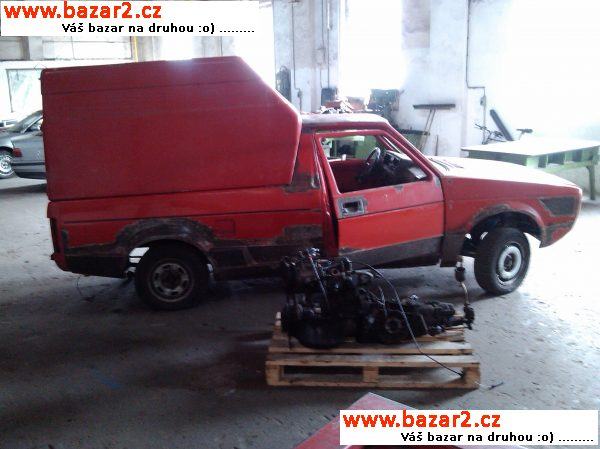 VW Golf Caddy 1,6