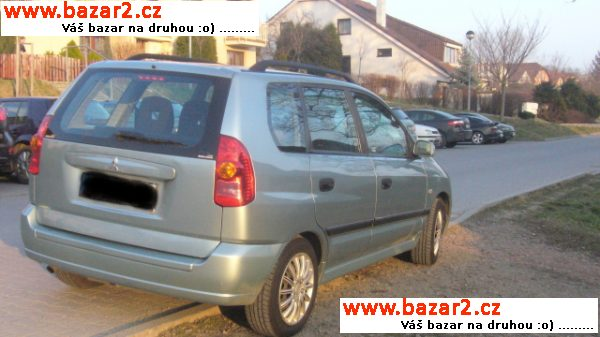 Mitsubishi Space Star 2005 1.9 DID