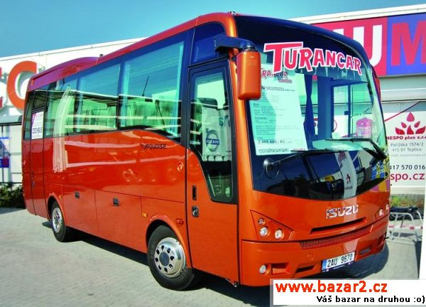 Turancar - ND Isuzu bus, truck