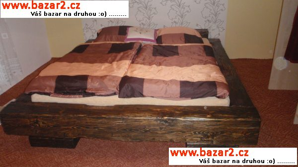 Jak vyrobit postel z hranolu