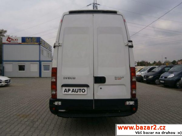 Iveco Daily, 35S18 SUPERMAXI KLIMA 3.0HPT