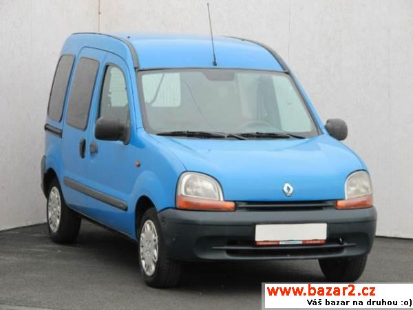 renault kangoo 1 9 d65 5 m st praha bazar bazo. Black Bedroom Furniture Sets. Home Design Ideas