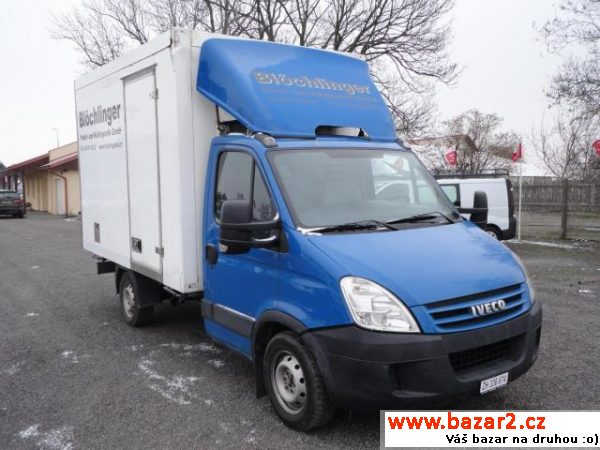 Iveco Daily, 35S14 mrazák