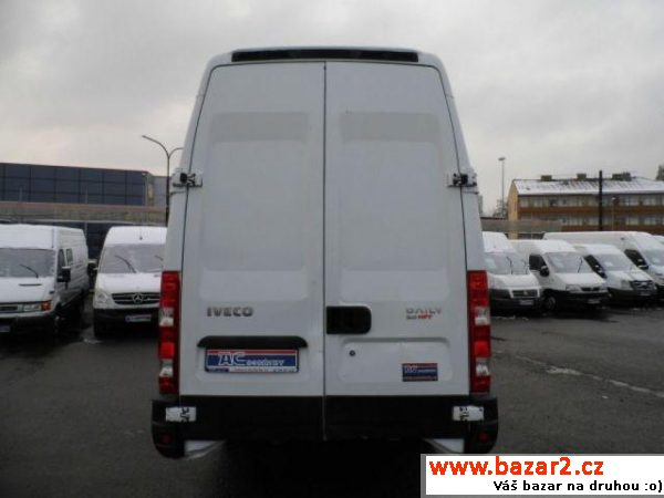Iveco Daily, 35C18 SUPERMAXI