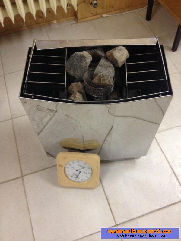 Saunová kamna bazar