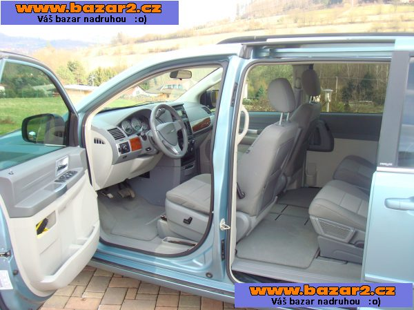 Chrysler Town Country 3.8 LPG